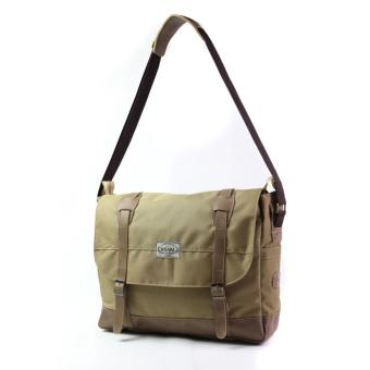 Tas Selempang - Tas Travel - Messenger Bag - Tas Laptop - Sling Bag Visval Massive