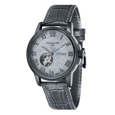 Thomas Earnshaw BEAGLE ES-0031-02 Men's Black Genuine Leather Strap Watch - Intl
