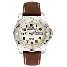Timex Expedition Men's T46681 Expedition - Cokelat - Kulit