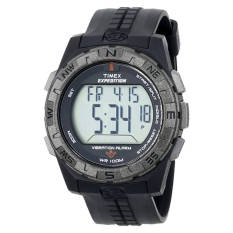 TIMEX Men's T498519J Rugged Digital CAT (Chrono / Alarm / Timer) Vibration Alarm Watch - Intl
