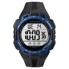 Timex Men's TW5K94700M6 Marathon Digital Display Quartz Black Watch - Intl