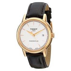 Tissot Men's T0854073601100 T Classic Analog Display Swiss Automatic Brown Watch - Intl