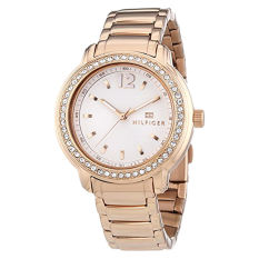 Tommy Hilfiger Three-Hand Rose-Gold Stainless Steel Women's Watch #1781468 - Intl