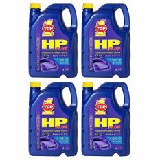 Top 1 HP Plus 10W-40 Synthetic Oli Mobil Mesin Bensin - 16 Liter