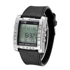 TVG Fashion Novelty Unique Multifunctional Watch With TV / DVD Remote Control Function High Quality Digital Man Wristwatch