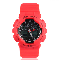 UINN Sanda 11 Color Fashion Simple Unisex Student Sports Outdoor Wristwatches