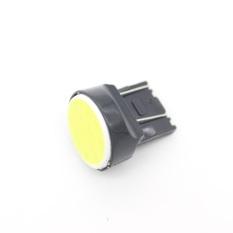 Universal - 1 pair / 2 pcs Lampu LED Senja/Wedge Side T20 7443 12 COB LED 1.5W - Blue