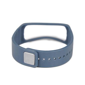 Untuk pengganti Samsung Galaxy Gear Fit cerdas perhiasan gelang tali pengikat pergelangan tangan Band