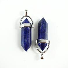 Velishy Women Pendant Bead Gemstone Rock Crystal Royal (Intl)