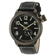 Vestal Unisex CTN3L07 Canteen Black And Antique Gold Watch - Intl