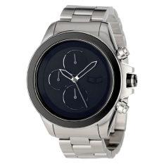 Vestal Unisex ZR2013 ZR-2 Minimalist Silver Black Watch - Intl
