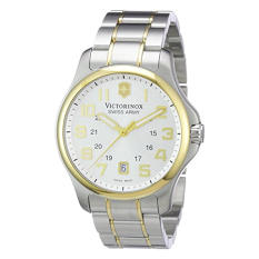Victorinox Swiss Army Men's 241362 Officers Gent Watch - Intl