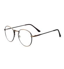 Vintage Unisex Eyeglass Frame Glasses Retro Spectacles Clear Lens Eyewear