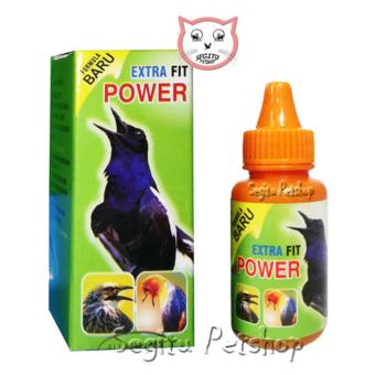 VITAMIN BURUNG KICAU EXTRA FIT POWER