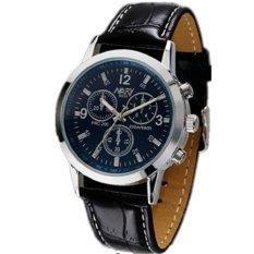 Watches Men Luxury Brand Watch Skmei Quartz Digital Men Full Steel Wristwatches Casual Clock Relogio Masculino Hombre 6033pu-1 (Intl)
