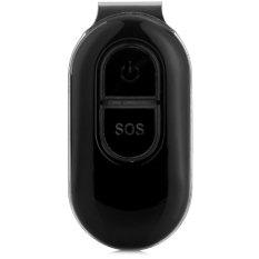 Waterproof Mini Real-time GPS Tracker SOS Alarm For Pet / Animal / Kids - EU Plug
