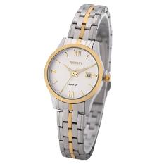 WeiQin W00109BL Women Quartz Watch 3ATM Imported Movt Luminous Date Display Wristwatch