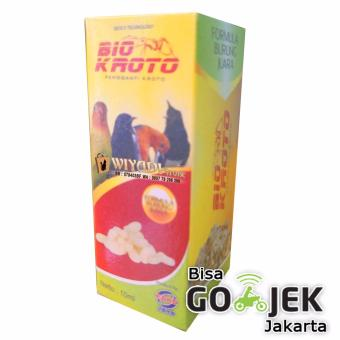 WiyadiStore - Vitamin Supplement Burung Gacor - Bio Kroto 10ml
