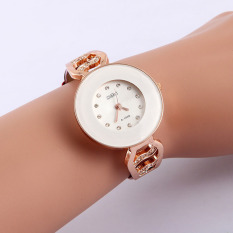 Women's Fashion Watch Retro Watch Bracelet For A Long Time Mei Red