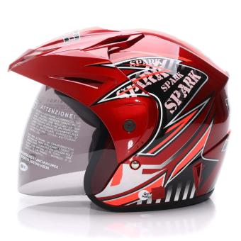 Wto Helmet Focus Candy Red Search Cheapest Prices Source · WTO Helmet Z1R PET Spark Candy