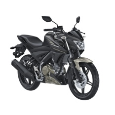 Yamaha All New Vixion - Black - Khusus Tangerang dan sekitarnya
