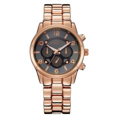 YJJZB Kingsky Rose Gold Watch Watch Quartz Watch Wholesale Trade Leisure Watch Sales Ladies Special Offer