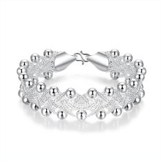 ZUNCLE Latest Women Classy Design Silver Plated Bracelet Factory Direct Sale (Gold) (Intl)