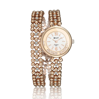 ZUNCLE Women Casual Wrist Watches(Gold)