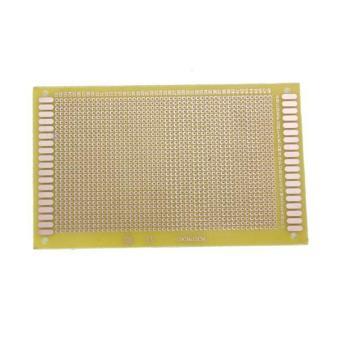 9X15cm Single Sided PCB Printed Circuit Board