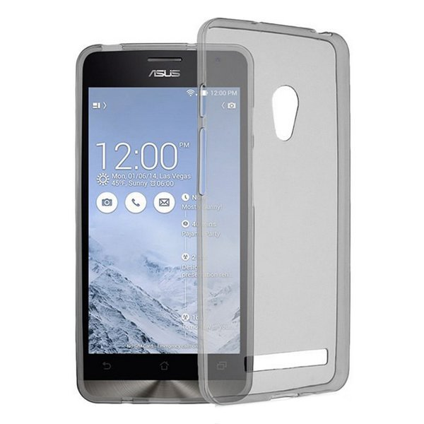 ABS Zenfone C TPU Ultra Thin Case - Clear Dark