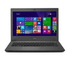 "Acer Aspire E5-474-51GZ - RAM 2GB - Intel Core i5-6200U - 14""LED - Abu-Abu"