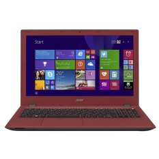 """Acer E5-552G - AMD FX 8800P - 8GB - 1TB - R8 M365DX - DOS - 15.6"""" - Merah"""