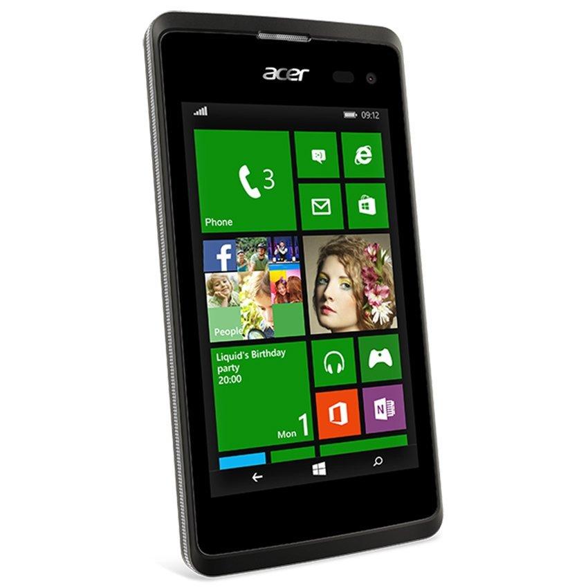 Acer Liquid M220 - 4 GB - Hitam