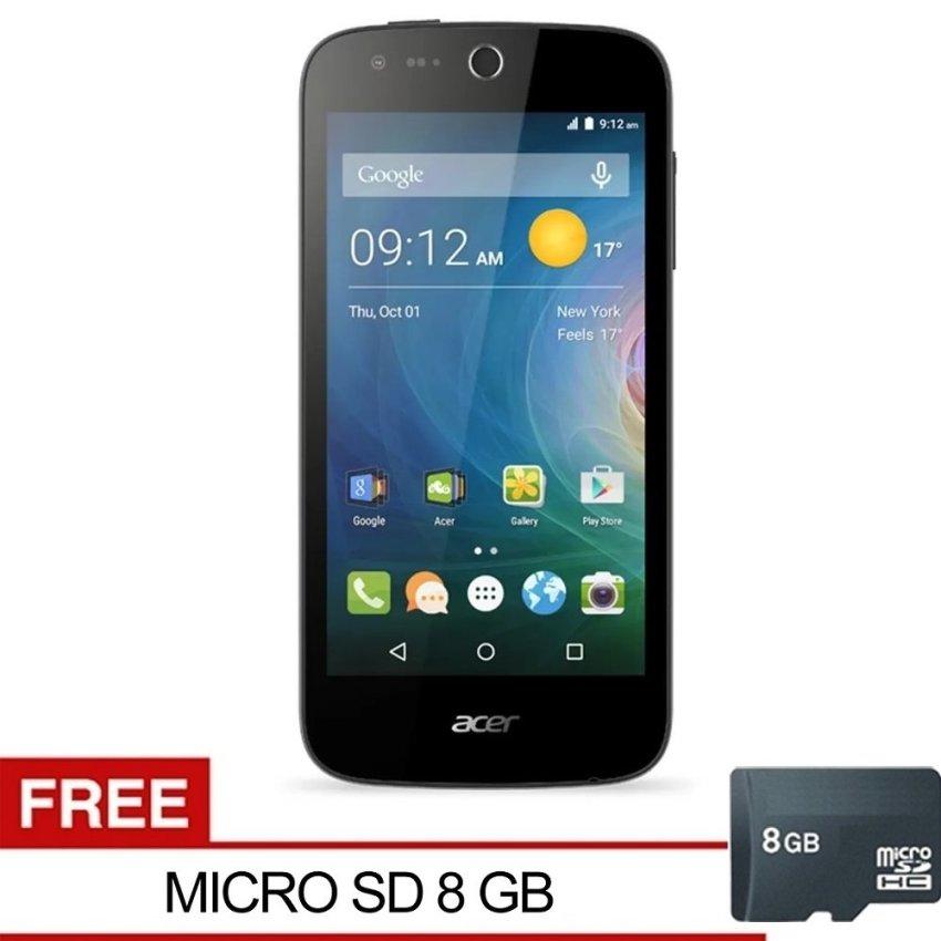 Acer Liquid Z320 - 8 GB - Putih + Bonus Micro SD 8GB