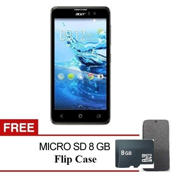 Acer Liquid Z520 Plus - 16GB - Hitam