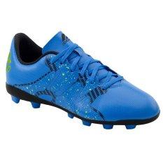 Adidas Sepatu Bola X 15.4 FXG- B32794 - Biru