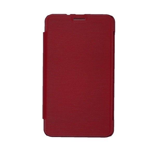 Advan Flip Cover E1C PRO - Merah
