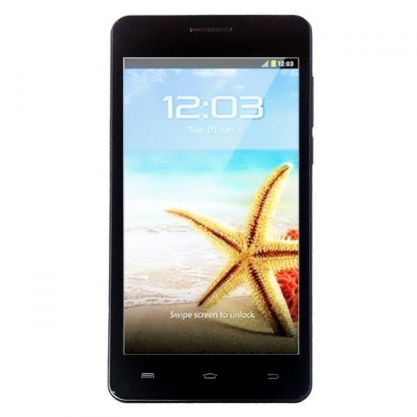 Advan S4M - 4GB - Hitam