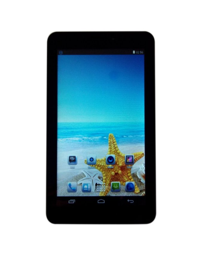 Advan Vandroid E1C Pro - 4 GB - Hitam