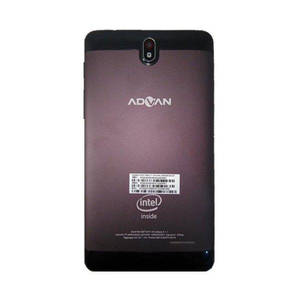Advan Vandroid X7 - 8GB - Hitam