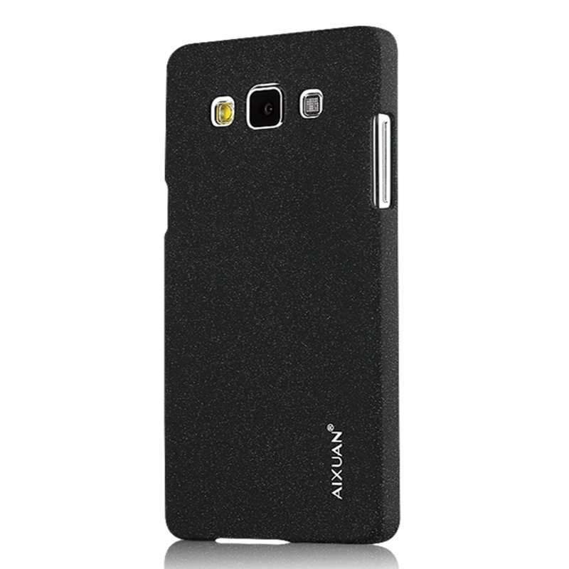 Aixuan Super Frosted Shield Hard Plastic Back Case For Samsung Galaxy A5/A5000 (Black) (Intl)