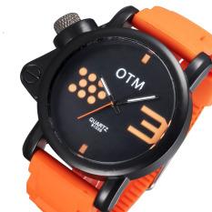 Akerfush OTM Brand New 2015 Sports Watch Unique Left Crown Design Students Watch Luminous Hands
