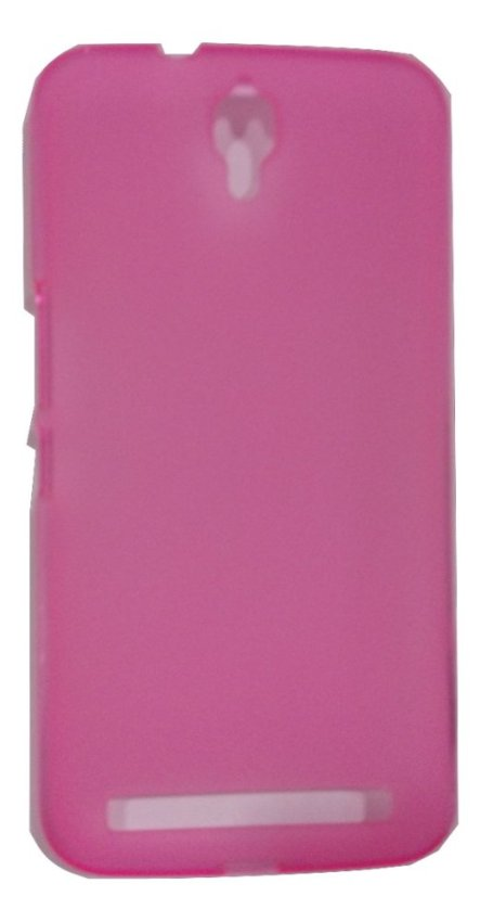 Alcatel Soft Case Flash Plus - Pink