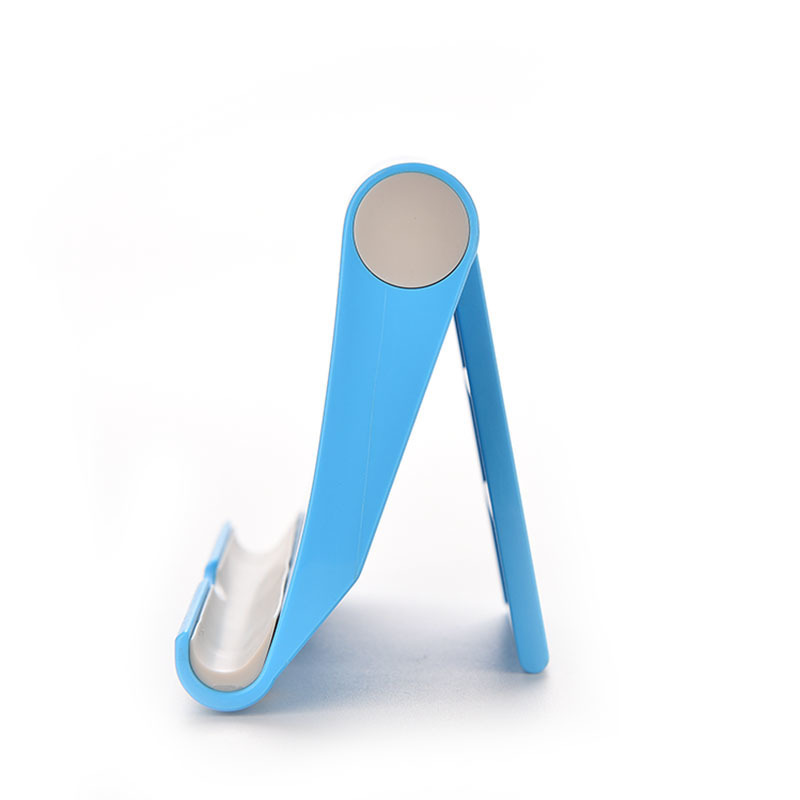 Amazingbox Stand Mount Holder Multi Angle for iPad iPhone Blue (Intl)