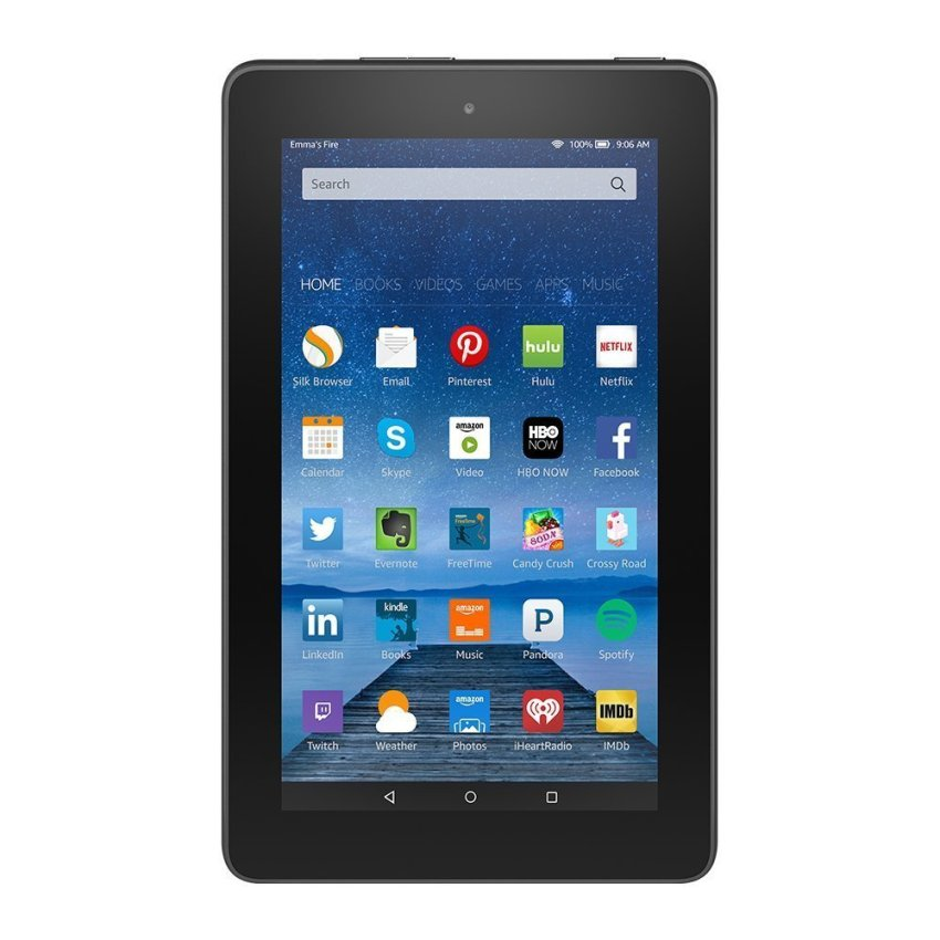 Amazon Fire Tablet - 8GB - Hitam