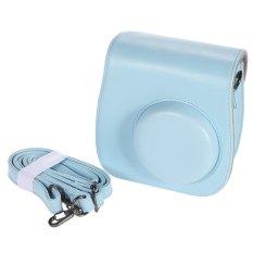 Andoer Leather Camera Bag For Fuji Fujifilm Instax Mini8 Mini8s - INTL