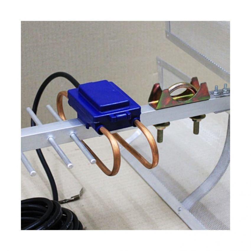 Antena Yagi 75dbi Modem  ZTE MF93D High Extreme 4G LTE / 3G EVDO