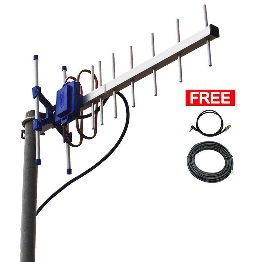 Antena Yagi Modem  Sierra 301 High Extreme  4G / 3G EVDO 45dBi