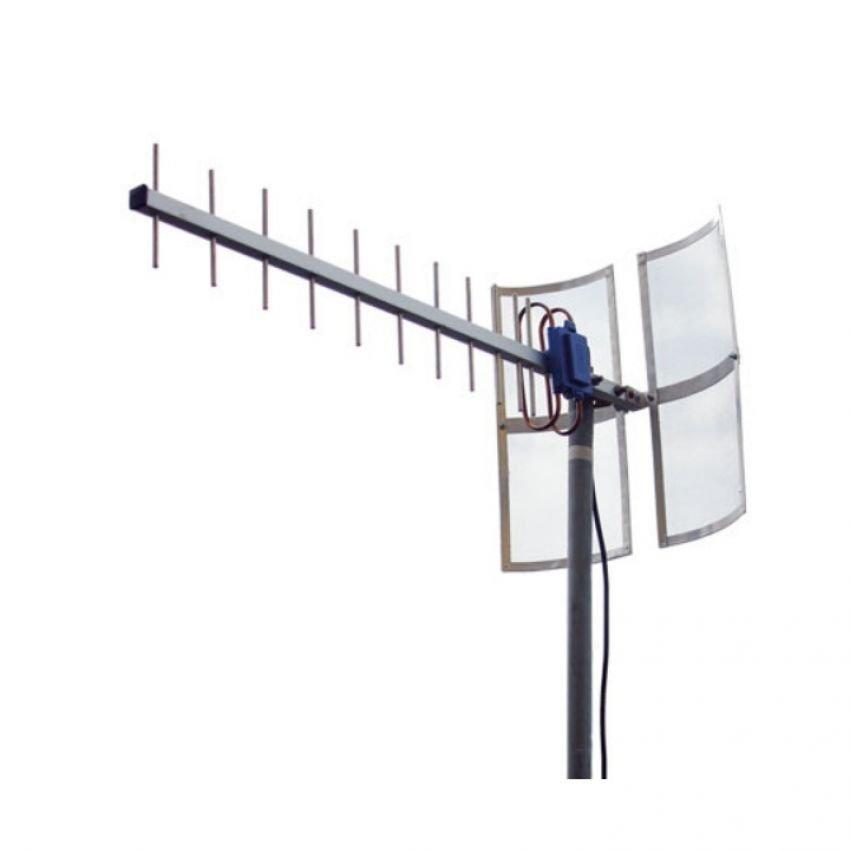 Antena Yagi Modem Sierra 320U Penguat Sinyal Super Extreme - Silver