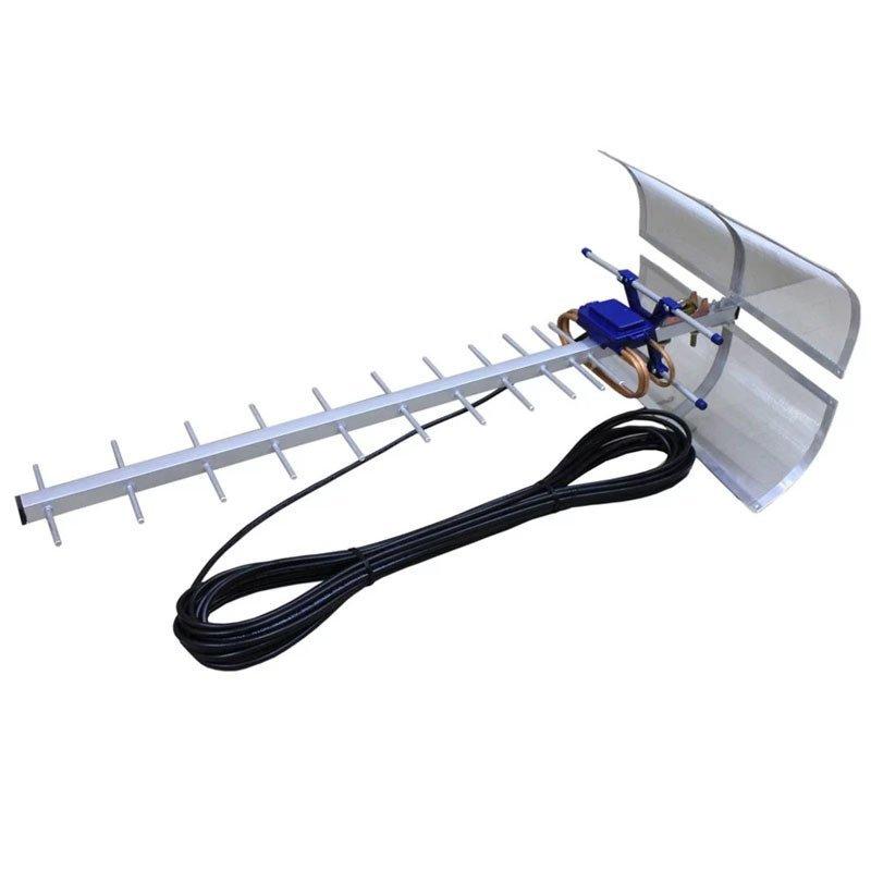 Antena Yagi TXR175 Untuk Zte Mf825 + Gratis Kabel Antena + Pigtail Modem